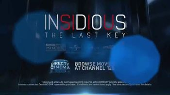 DIRECTV Cinema TV Spot, 'Insidious: The Last Key' - Thumbnail 8