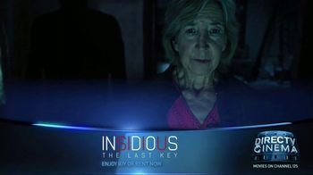 DIRECTV Cinema TV Spot, 'Insidious: The Last Key' - Thumbnail 1