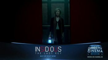 DIRECTV Cinema TV Spot, 'Insidious: The Last Key' - Thumbnail 4