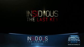 DIRECTV Cinema TV Spot, 'Insidious: The Last Key' - Thumbnail 6