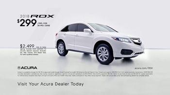 2018 Acura RDX TV Spot, 'By Design: City' [T2] - Thumbnail 10