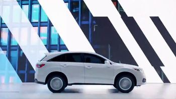 2018 Acura RDX TV Spot, 'By Design: City' [T2] - 235 commercial airings