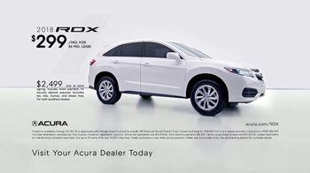 2018 Acura RDX TV Spot, 'By Design: City' [T2] - Thumbnail 9