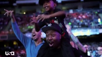 World Wrestling Entertainment (WWE) TV Spot, 'Three Little Letters' - Thumbnail 10