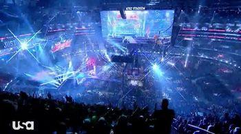 World Wrestling Entertainment (WWE) TV Spot, 'Three Little Letters' - Thumbnail 2