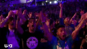 World Wrestling Entertainment (WWE) TV Spot, 'Three Little Letters' - Thumbnail 6