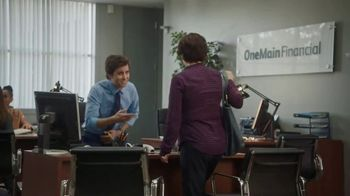 OneMain Financial TV Spot, 'Personal Loan Hero' - Thumbnail 3