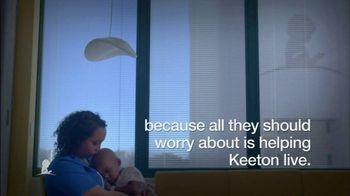 St. Jude Children's Research Hospital TV Spot, 'Keeton' - Thumbnail 5