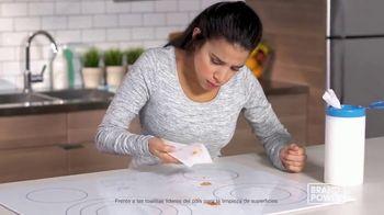 Mr. Clean Magic Eraser TV Spot, 'Brand Power: restos de jabón' [Spanish] - 2718 commercial airings