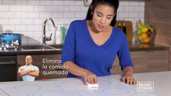 Mr. Clean Magic Eraser TV Spot, 'Brand Power: restos de jabón' [Spanish] - Thumbnail 5