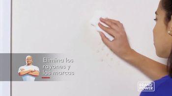 Mr. Clean Magic Eraser TV Spot, 'Brand Power: restos de jabón' [Spanish] - Thumbnail 6