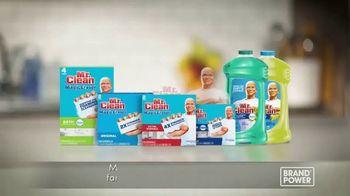 Mr. Clean Magic Eraser TV Spot, 'Brand Power: restos de jabón' [Spanish] - Thumbnail 8