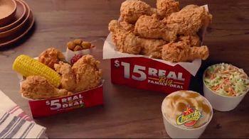 Church's Chicken Restaurants Real Big Deal TV Spot, 'Can't Go Wrong' - Thumbnail 3