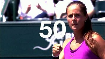 Tennis Channel Plus TV Spot, 'WTA Charleston and Davis Cup Action' - 56 commercial airings