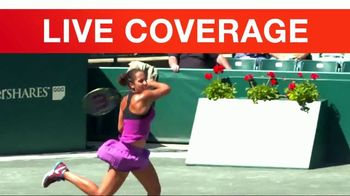 Tennis Channel Plus TV Spot, 'WTA Charleston and Davis Cup Action' - Thumbnail 4