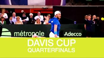 Tennis Channel Plus TV Spot, 'WTA Charleston and Davis Cup Action' - Thumbnail 8