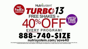 Nutrisystem Spring Sales Event TV Spot, 'Celebrate New Beginnings' - Thumbnail 8