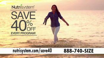 Nutrisystem Spring Sales Event TV Spot, 'Celebrate New Beginnings' - Thumbnail 1