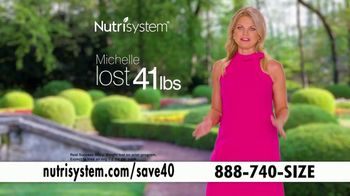 Nutrisystem Spring Sales Event TV Spot, 'Celebrate New Beginnings'