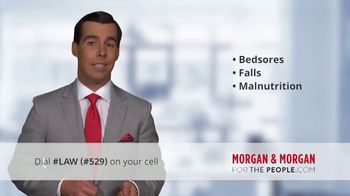 Morgan and Morgan Law Firm TV Spot, 'Nursing Home Neglect' - Thumbnail 9