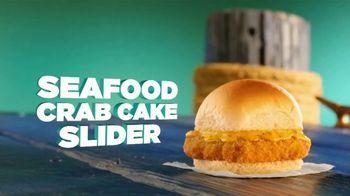 White Castle Seafood Crab Cake Slider TV Spot, 'Rémoulade' - Thumbnail 6