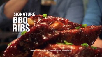 Outback Steakhouse 3-Point Rib Bloom TV Spot, 'Game Changer' - Thumbnail 6