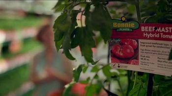 The Home Depot TV Spot, 'Grow a Garden: Bonnie Herbs & Vegetables' - Thumbnail 1