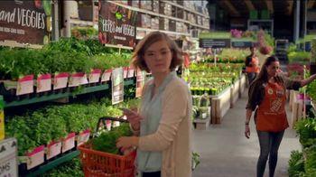 The Home Depot TV Spot, 'Grow a Garden: Bonnie Herbs & Vegetables' - Thumbnail 4