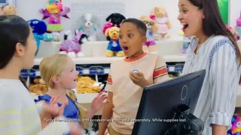 Build-A-Bear Workshop TV Spot, 'Birthday Parties: Most Fun Ever' - 236 commercial airings