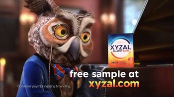 XYZAL TV Spot, 'Try for Free!'