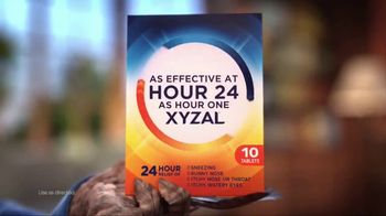 XYZAL TV Spot, 'Try for Free!' - Thumbnail 6