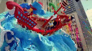 LEGOLAND California Resort TV Spot, 'Burger King Coupon' - Thumbnail 2