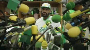 Sprite TV Spot, 'The Big Taste Post Game Interview' Featuring LeBron James - Thumbnail 3