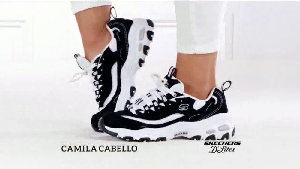 Correlación caja es inutil  SKECHERS D'Lites TV Commercial, 'Mi ritmo' con Camila Cabello - iSpot.tv