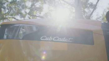 Cub Cadet TV Spot, 'Incredible' - Thumbnail 1