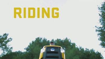 Cub Cadet TV Spot, 'Incredible' - Thumbnail 8