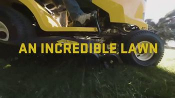 Cub Cadet TV Spot, 'Incredible'