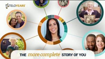 TeloYears Advanced Ancestry TV Spot, 'The Story of You' - Thumbnail 8