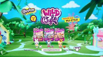 Shopkins Wild Style TV Spot, 'Meet the Fashionably Furry Pets' - Thumbnail 10