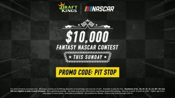 DraftKings $10,000 Fantasy NASCAR Contest TV Spot, 'Checkered Flag' - Thumbnail 10