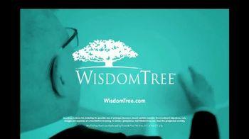 WisdomTree TV Spot, 'Michael Steinhardt on Creating Better Ways to Invest' - Thumbnail 8