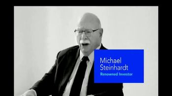 WisdomTree TV Spot, 'Michael Steinhardt on Creating Better Ways to Invest'