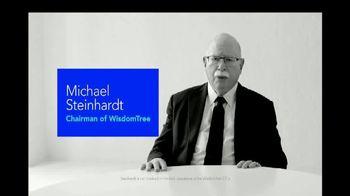 WisdomTree TV Spot, 'Michael Steinhardt on Creating Better Ways to Invest' - Thumbnail 5
