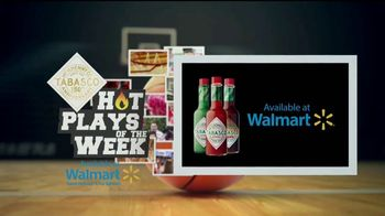 Tabasco TV Spot, 'Hot Plays of the Week' - Thumbnail 10