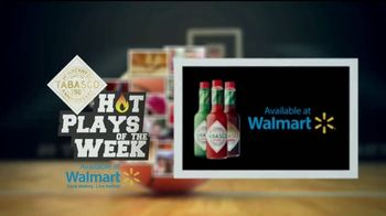 Tabasco TV Spot, 'Hot Plays of the Week' - Thumbnail 6