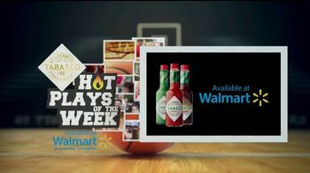 Tabasco TV Spot, 'Hot Plays of the Week' - Thumbnail 7
