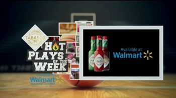Tabasco TV Spot, 'Hot Plays of the Week' - Thumbnail 8