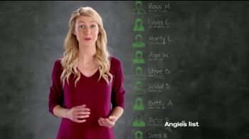 Angie's List TV Spot, 'It's Free' - Thumbnail 7