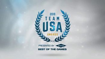 2018 Team USA Awards TV Spot, 'Great Performances' - 9 commercial airings