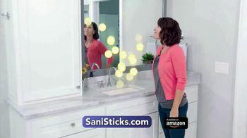Sani Sticks Lemon Fresh TV Spot, 'Stop Embarrassing Drain Odors' - Thumbnail 6